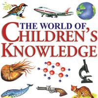 The World of Children's Knowledge P B Books