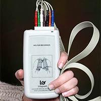 Ecg Holter Machine