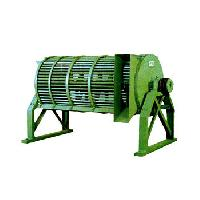 Coir Husk Processing Machine
