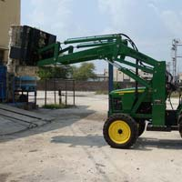 Tractor Mounted Cotton Bale Handling Loader