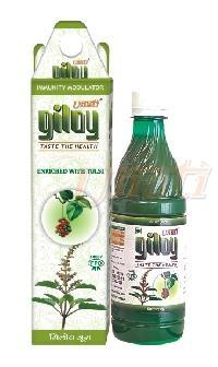 Giloye Tulsi Juice