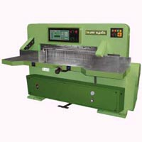 Hydraulic Fully Automatic Paper Cutting Machine