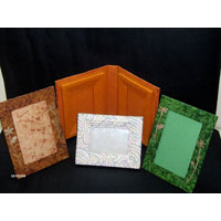 Jute And Hand Made File Cover