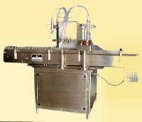 Auto Four Head Filling Machine