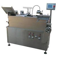 Automatic Four Head Ampoule Filling & Sealing Machine