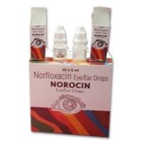 Norfloxacin Eye Drops