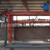 Aac Plant Cutting Machine