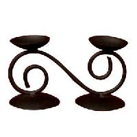 Iron Candle Holder: Pm0023007