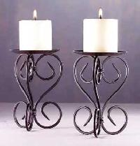 Iron Candle Holder: Pm0023009