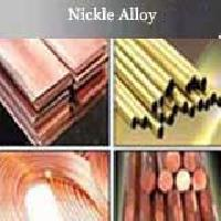 Nickel Alloy Products - M/s Maxell Steel & Alloys