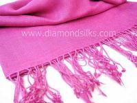 Silk Cashmere Stole