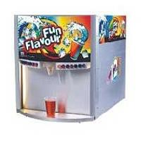 Multi Flavoured Soft Drink Vending Machine