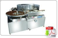 Rotary Vial Ampoule Washing Machine