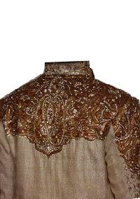 hand embroidered sherwani
