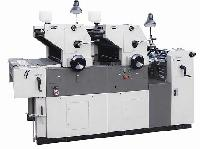Double Color Offset Printing Machine - Manufacturer, Exporters and Wholesale Suppliers,  Haryana - Sahil Graphics