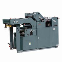 Double Sided Offset Printing Machine