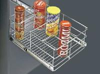 Stainless Steel Bottle Basket