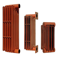 Header Type Radiator