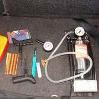 Tubeless Tyre Repair Kit