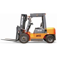 1.5-3 Ton Diesel Operated Forklift Truck