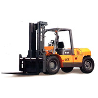 6-10 Ton Diesel Operated Forklift Truck
