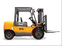 Af50d Diesel Operated Forklift Truck