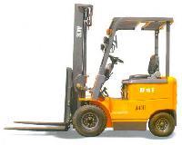Battery Operated Forklift Truck
