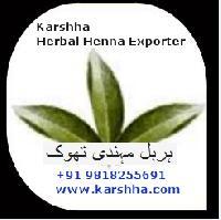 Herbal Henna Pack