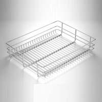 Ss Plain Basket