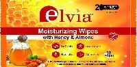 Honey & Almond Wipes