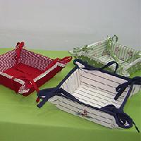 Cotton Bread Basket