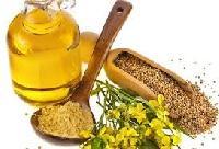 Mustard Oil Flour