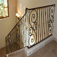 Stainless Steel Staircase Railing Fabrication