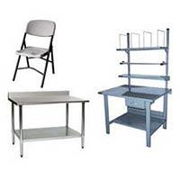 Steel Furniture Fabrication