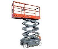 Scissor Lift Truck
