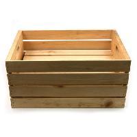 Industrial Wooden Crates