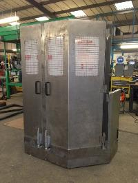 Mild Steel Fabrication Machine