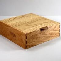 oak wooden boxes