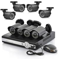Cctv Camera - Exporters and Wholesale Suppliers,  Madhya Pradesh - Ithub System & Securities