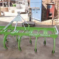 Tractor Operated Rigid Loaded Cultivator