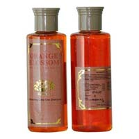 Orange Blossom Hair Shampoo