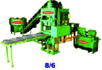 Semi Auto Brick Making Machine