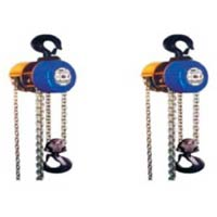 Chain Hoist - Manufacturer, Exporters and Wholesale Suppliers,  Delhi - Sachin Engineering