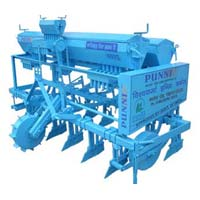 Zero Till Seed Cum Fertilizer Drill Machine