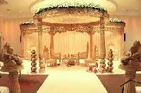 Wedding Crystal Mandaps