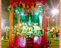 Wedding Revolving Stage