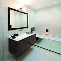 Wash Room Interior Designing