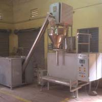 Semi Automatic  Filling Machine For Powder.
