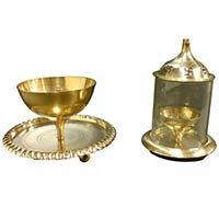 Brass Pooja Articles
