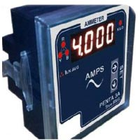 Three Phase Digital Ampere Meter
